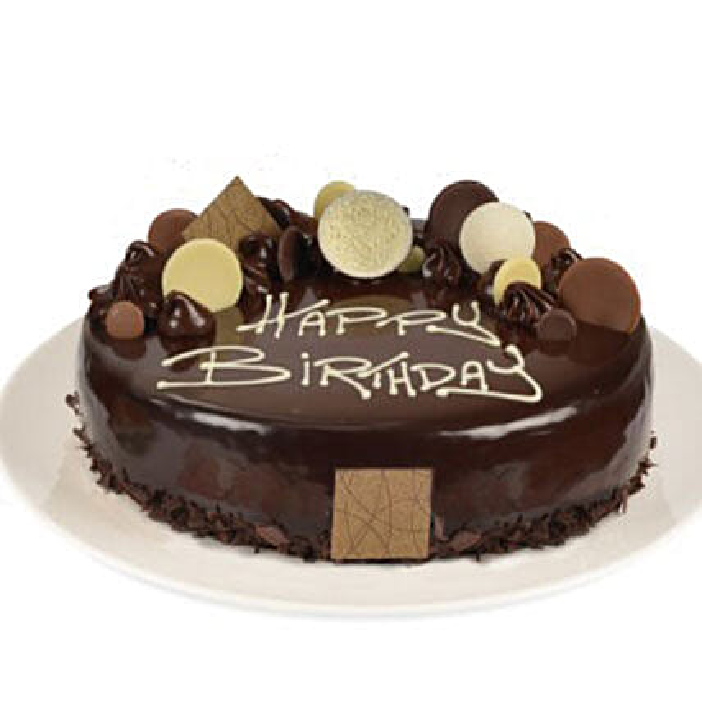 Premium Chocolate Mud Cake Delivery In Australia Send Cakes To Ferns N Petals