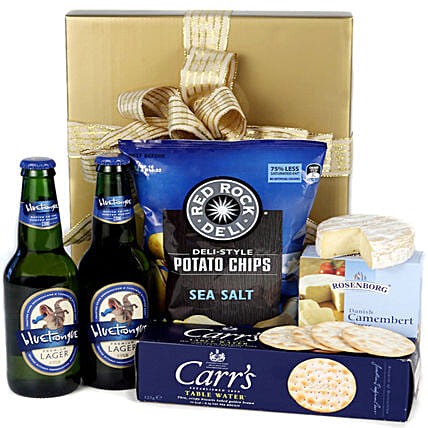 Happy Food And Drink Hamper: Gift Hampers to Australia