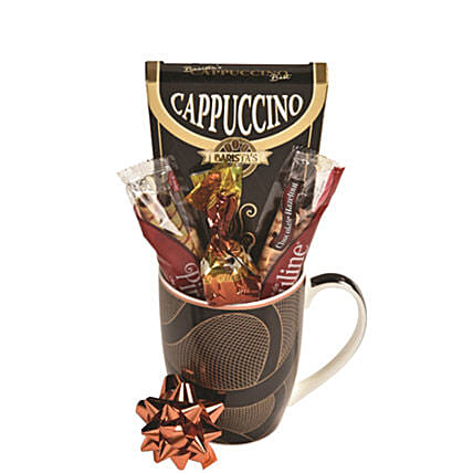Cappuccino Sampler Canada Gifts For Birthday