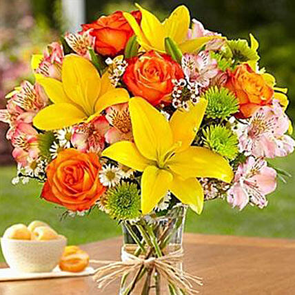 Fields of Europe for Summer: Flower Delivery in Canada