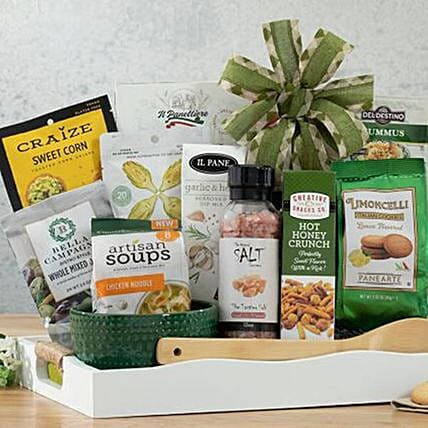 Soups On Basket Canada Gifts For Birthday