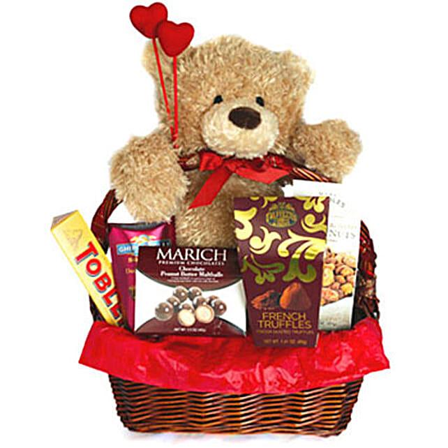 The Love Story Send Birthday Chocolates To Canada