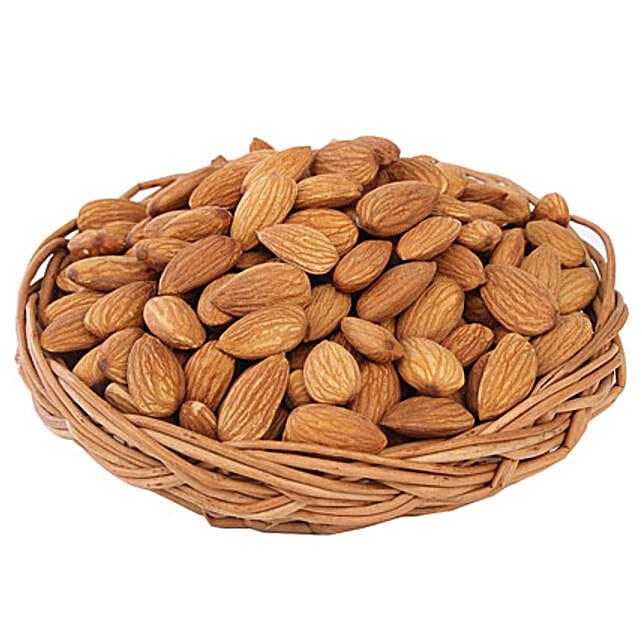 Almonds Basket: Gift Baskets