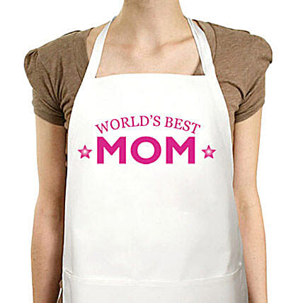 Apron For Best Mom: Aprons
