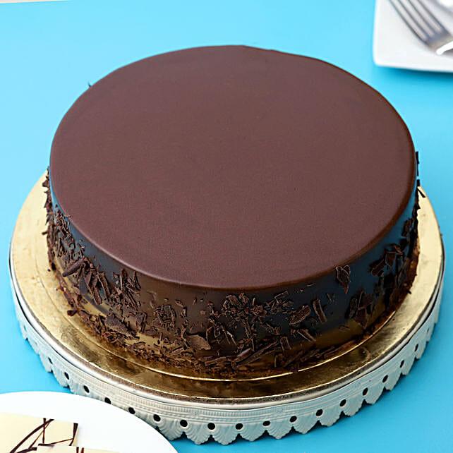 Belgian Choco Cake: Designer Cakes Ghaziabad