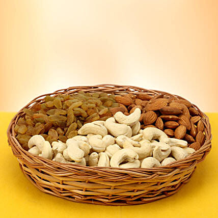 Bounty of Nuts: Send Gift Baskets