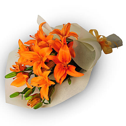 Bright Side of Life: Send Lilies