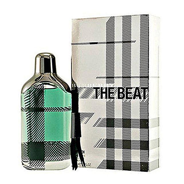 Burberry The Beat Mens EDT Spray: Send Perfumes