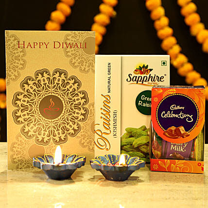 Cadbury Chocolates Diwali Greetings: Gift Combos