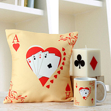 Call Of Spades: Buy Cushions