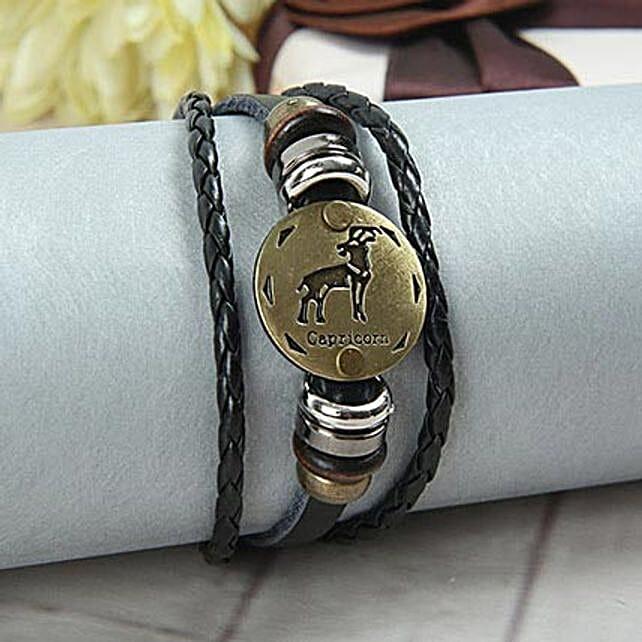 Capricorn Unisex Bracelet: Friendship day Bracelets