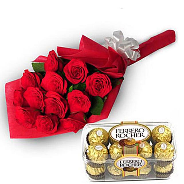 Charming Roses: Premium Flowers