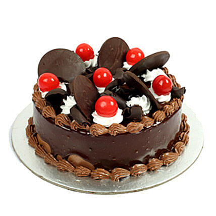 Choco Cherry Cake: Gifts for Hug Day
