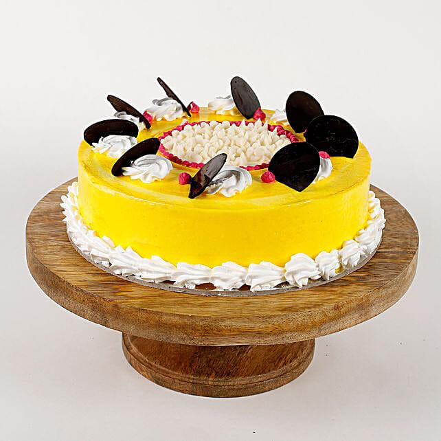 Choco Coin Cream Cake: Baisakhi