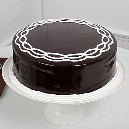 Chocolate Cake: Send Gifts for 50Th Birthday