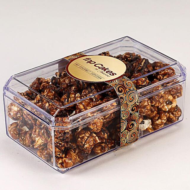 Chocolate Popcorn Box: Send Gourmet Gifts