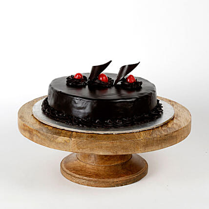 Chocolate Truffle Cream Cake Cakes To Delhi