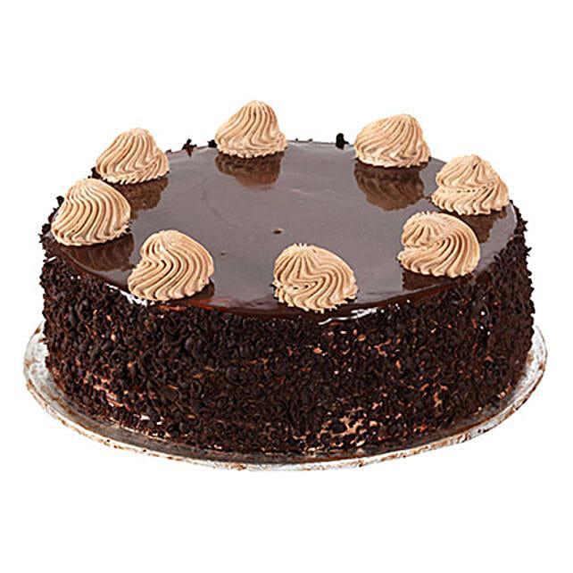 Chocolaty Indulgence: Send Chocolate Cakes