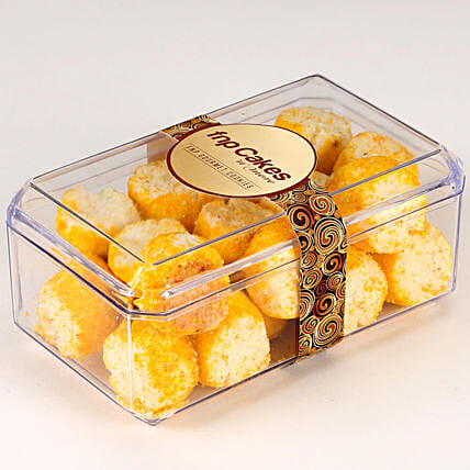 Coconut Cookie Box: Send Baisakhi Gifts