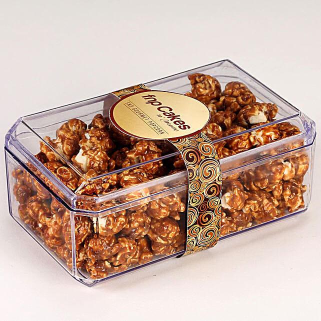 Coffee Popcorn Box: Gourmet Gifts
