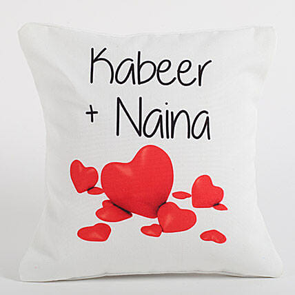 Couple Love Forever Personalized Cushion  Cushions be39eda95