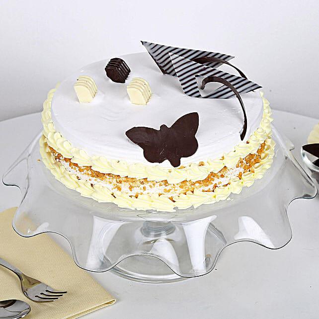 Creamy Butterscotch Cake: Send Butterscotch Cakes