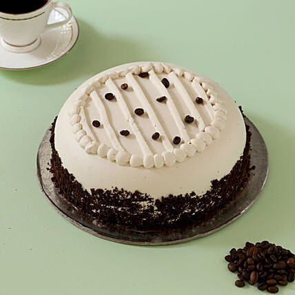 Creamy Coffee Cake: