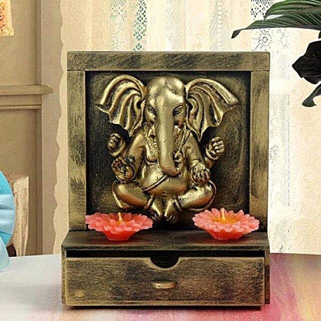 Devotional Ganesha: