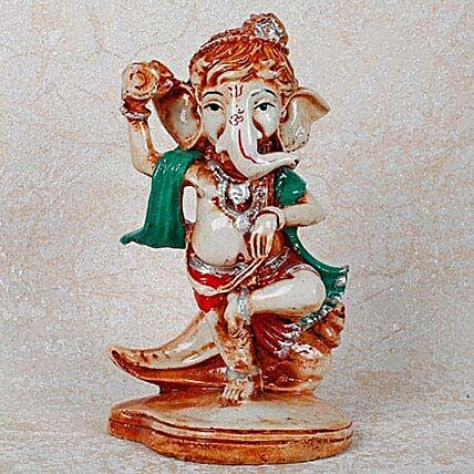 Divine Ganesha Idol: Send Spiritual Gifts