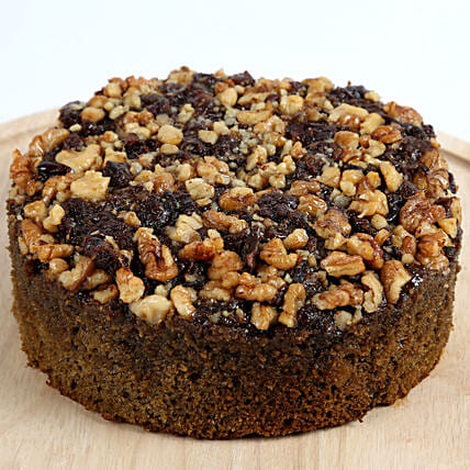 Dry Cake With Dates & Walnuts: Gifts to India
