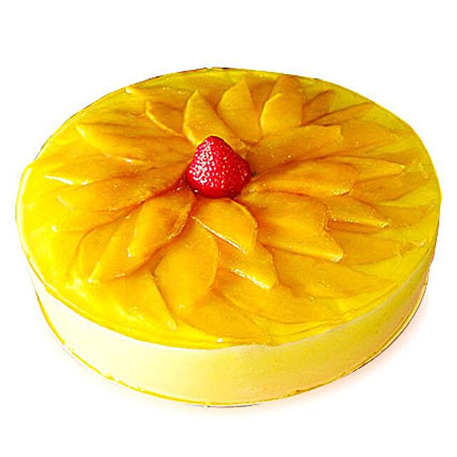Exotic Mango Cake: Cake Delivery
