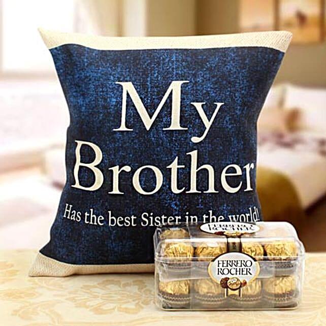 Ferrero Delight: Ferrero Rocher Chocolates