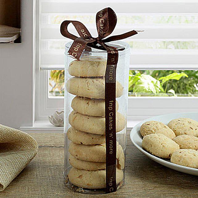 Festive Cashew Nankhatai: Thanksgiving Day Gifts