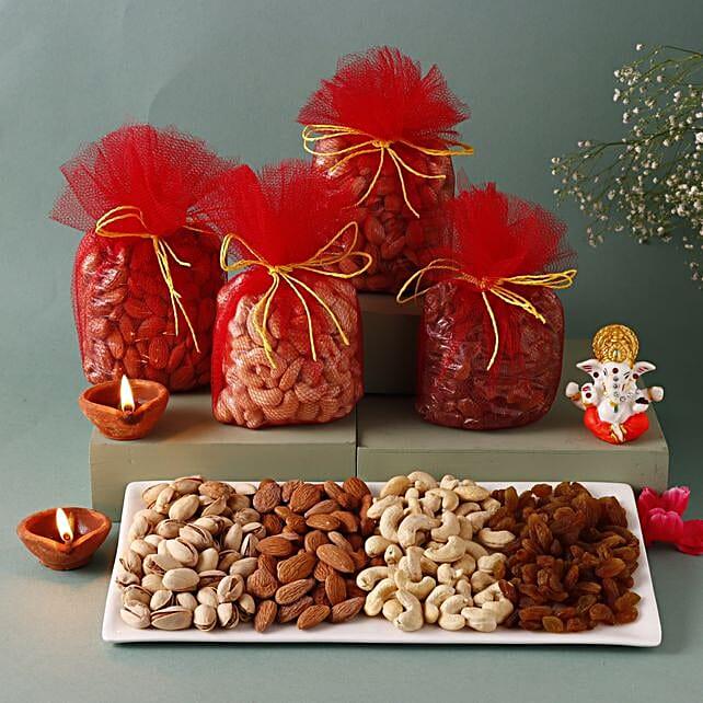 Festive Packs: Dry Fruits Gift Packs