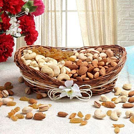 For Nut Lover: Navratri Gifts
