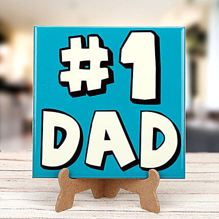 For The Best Dad: Plaques Gifts