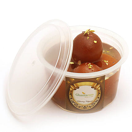 Fresh Gulab Jamun Pack: Sweets Delivery