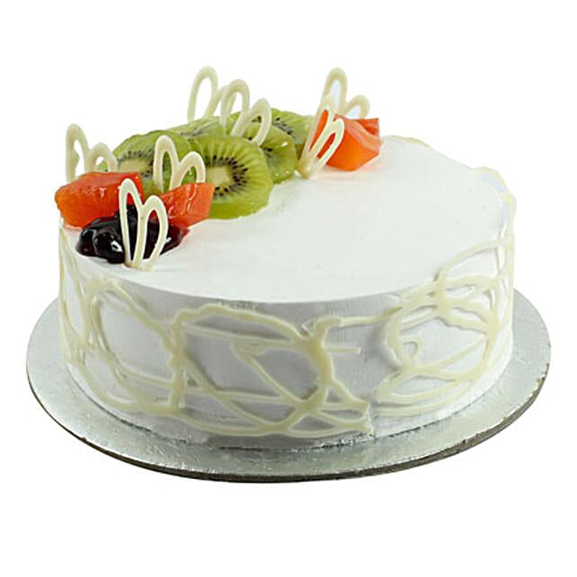 Fresh Ultimate Happiness Cake: Vanilla Cakes