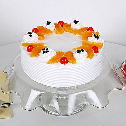 Fruit Cake: Send Gifts for 50Th Birthday