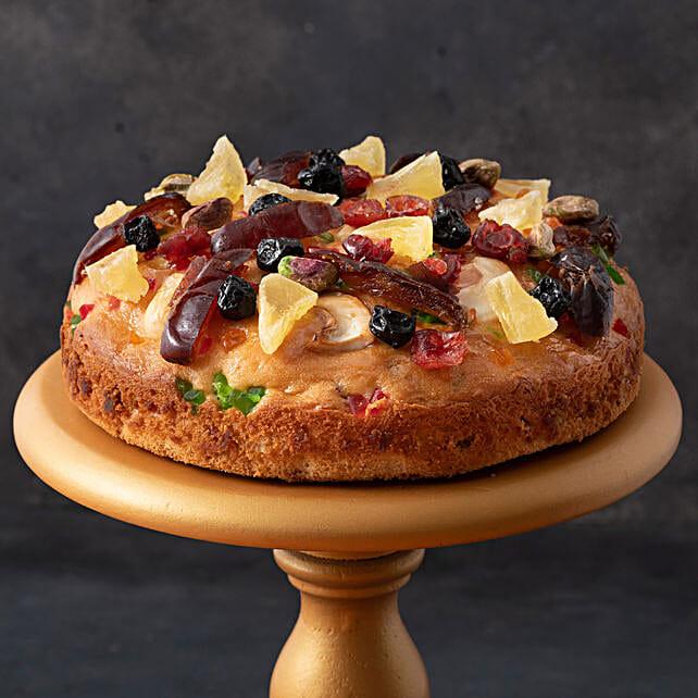 Fruit N Nut Cake- 500 gms: Friendship Day Cakes