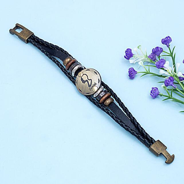 Gemini Unisex Bracelet: Gifts to India