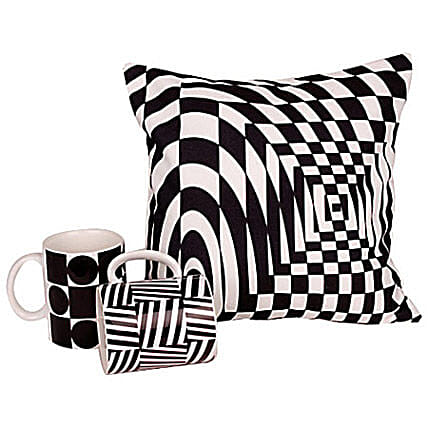 Get Edgy With Monochrome: Send Diwali Gift Hampers