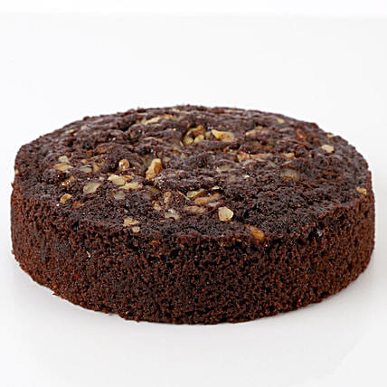 Healthy Gluten Free Walnut Dry Cake- 500 gms: Cakes for Birthday