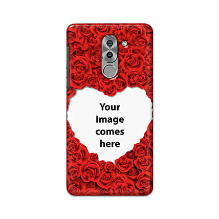 Honor 6X Customised Hearty Mobile Case: