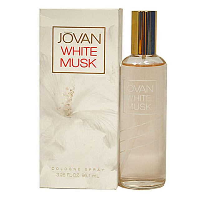 Jovan White Musk For Women: Send Perfumes