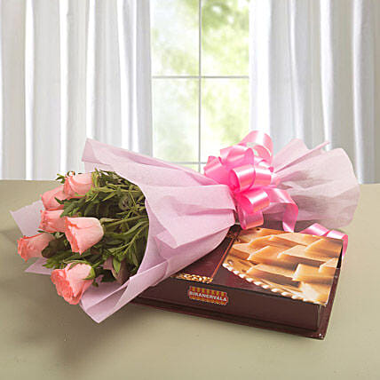 Just For You: Flowers & Sweets for Diwali