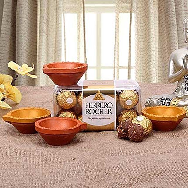 Liven Memories: Diwali Chocolates