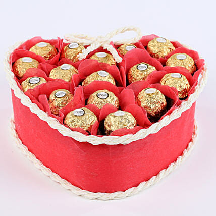 Love Ferrero Chocolates: Romantic Gifts