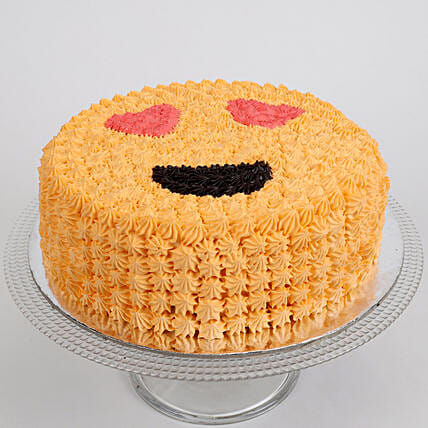 Love Smiley Cake: Send Designer Cakes