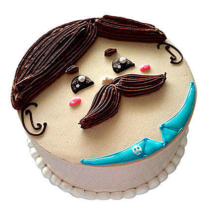 Lovely Designer Cake: Grand Parents Day Gifts